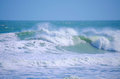 Rough Seas Big Ocean Waves Royalty Free Stock Photography - 27897767