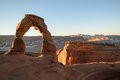 Arches National Park - Delicate Arch Stock Images - 27901724