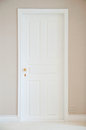 White Door Royalty Free Stock Photography - 27912177