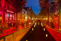 Red District In Amsterdam Royalty Free Stock Photos - 27920518