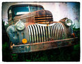 Rusty Old Truck Royalty Free Stock Photos - 27926138
