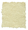 Old Paper With Rough Edges On White Stock Image - 27927101