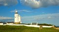 St. Catherine S Lighthouse, Isle Of Wight Stock Image - 27932521