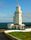 St. Catherine S Lighthouse, Isle Of Wight Stock Images - 27932604