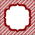 Christmas Candy Cane Striped Background Royalty Free Stock Images - 27947119