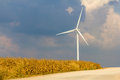 Wind Turbine Stock Photo - 27955540