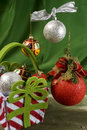 Christmas Decoration Royalty Free Stock Photography - 27962287