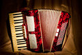 Retro Accordion Stock Photography - 27969982