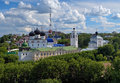 Uspensky Trifonov Monastery In Kirov, Russia Royalty Free Stock Photography - 27976767