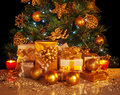 Christmas Presents Royalty Free Stock Images - 27985989