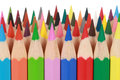 Collection Of Colored Pencils Stock Photography - 27986292
