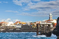 Garachico Village, Tenerife Stock Photography - 28013222