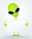 Funny Alien Royalty Free Stock Image - 28031646