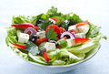 Greek Salad Stock Image - 28034381