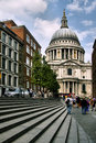 St Paul S Cathedral In London Stock Photography - 28050382