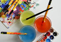 Watercolors Stock Photography - 28051672