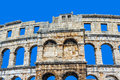 Arena In Pula Royalty Free Stock Photo - 28052175