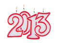 2013 Digits Royalty Free Stock Images - 28053759