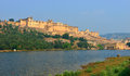 Amber Fort, Jaipur Royalty Free Stock Images - 28054899