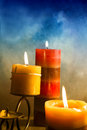 Candles Royalty Free Stock Photos - 28069818