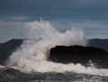 Rough Seas Stock Image - 28076811