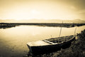 Calm River Scene Royalty Free Stock Photography - 28088107