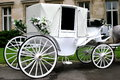 Wedding Carriage Stock Images - 28089454