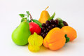 Fresh Vegetables And Fruits Royalty Free Stock Images - 28100469