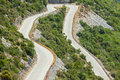 Winding Road Royalty Free Stock Image - 28103636