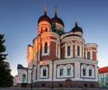 Tallinn Cathedral Stock Images - 28112394