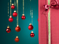 Perfect Christmas Gift Box Royalty Free Stock Images - 28119169