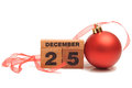 Christmas Day Royalty Free Stock Photography - 28121467