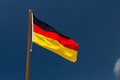 German Flag Royalty Free Stock Image - 28129836