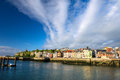 French Coast Village Dieppe Stock Photography - 28129862