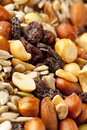 All Natural Homemade Trail Mix Royalty Free Stock Image - 28131696