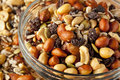 All Natural Homemade Trail Mix Royalty Free Stock Photography - 28131887