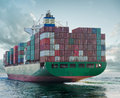 Cargo Ship Stock Photos - 28136443