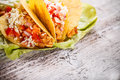 Taco Shells Stock Photos - 28145053