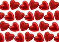 Hearts Seamless Pattern Royalty Free Stock Image - 28159896
