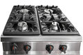 Modern Gas Hob Stock Photo - 28175480
