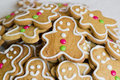 Gingerbread Men Stock Photo - 28190200