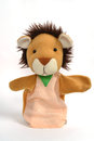 Lion Puppet Stock Photography - 28193852