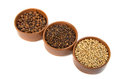Spice In Bowls Royalty Free Stock Images - 28197459