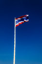 Flag Of Thailand Stock Photography - 28204382