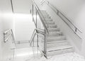 Stairs Royalty Free Stock Images - 28204389