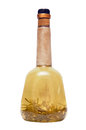 Old Grappa Bottle Royalty Free Stock Photo - 28210875