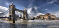Tower Bridge In London Stock Photos - 28215083
