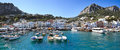 Panorama Of Seaport Marina Grande, Capri Island - Italy Stock Photo - 28215930