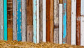 Old Wood To A Wall Stock Photography - 28216662