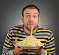 Funny Food Royalty Free Stock Photo - 28221155